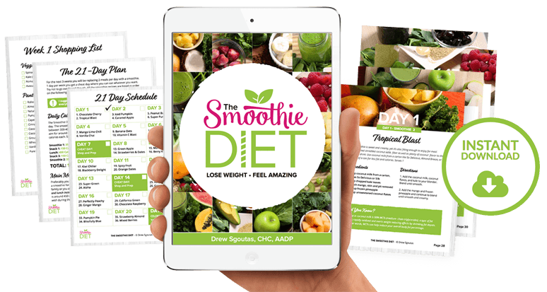 21-Day Smoothie Diet Program to Lose Weight - Choose Smoothies